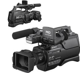 Sony Hxr Mc2500 Avchd Camcorder Digital Slr Camera