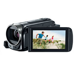 Canon VIXIA HF R500 Full HD Camcorder (Black)