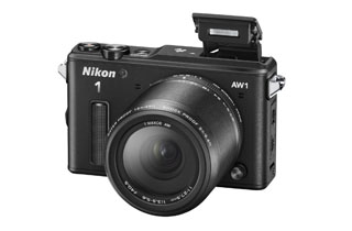 Nikon AW-1 Kit w/ 11-27.5mm (Black)