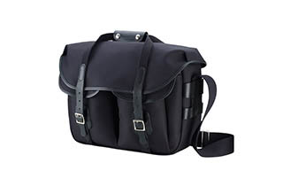 Billingham Hadley Large Pro (Black, FibreNyte, Black Leather)