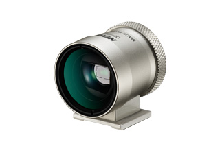 Nikon DF-CP1 Optical Viewfinder - Silver (For Coolpix A)