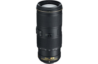 Nikkor AF-S 70-200mm f/4G ED VR** Sale until September 15th **