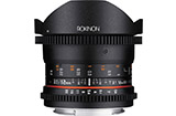Rokinon 12mm T3.1 ED AS IF NCS UMC Cine DS Fisheye Lens (RODS12MNEX for Sony E-Mount)