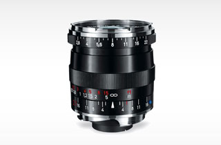 Zeiss 21mm f2.8 Biogon T* ZM Black (M Mount)