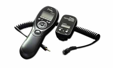 Pixel TW-282 Wireless Timer Remote Control (Canon)