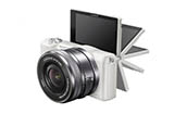 Sony a5100 w/16-50mm Power Zoom (White) (ILCE5100L/W)** Sale until May 5th **