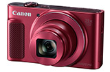 Canon PowerShot SX620 HS Digital Camera (Red)