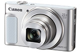 Canon PowerShot SX620 HS Digital Camera (Silver)