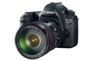 Canon EOS 6D w/ EF 24-105mm f4 L IS Kit