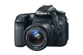 Canon EOS 70D w/ EF-S 18-55mm IS STM Kit** Sale until October 30th **