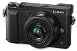 Panasonic Lumix DMC-GX85 w/ 12-32mm Lens (Black)