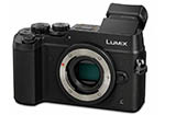 Panasonic Lumix DMC-GX8 Body Only (Black)