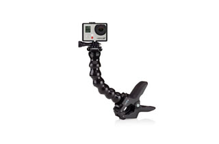 GoPro Universal Jaws Clamp Mount
