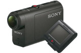 Sony HDR-AS50 Full HD Action Cam w/ RM-LVR3 Live-View Remote