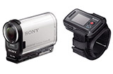 Sony HDR-AS200V/R Action Cam Bundle w/ Live-View Remote