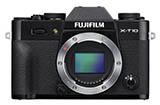 Fujifilm X-T10 (Black, Body Only)
