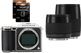 Hasselblad X1D-50c w/ XCD 45mm F3.5 and XCD 90mm F3.2 Lenses Bundle