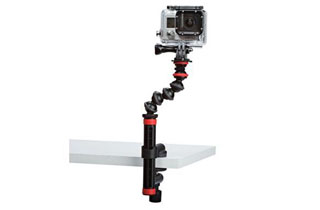 Joby Action Clamp & GorillaPod Arm (For GoPro)