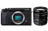Fujifilm X-E2S Digital Camera with XF 18-55mm F2.8-4 Lens (Black)