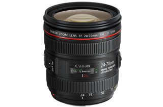 Canon EF 24-70mm f4 IS USM
