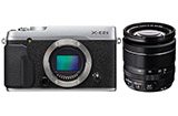 Fujifilm X-E2S Digital Camera with XF 18-55mm F2.8-4 Lens (Silver)