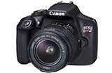 Canon EOS Rebel T6 DSLR w/ 18-55mm IS II Lens