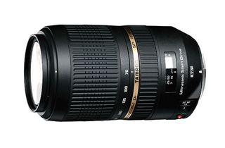 Tamron SP 70-300mm F4-5.6 Di VC USD Lens (For Canon EF Mount)