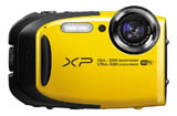 Fujifilm FinePix XP80  (Yellow)