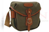 Billingham Hadley Digital(Sage fibrenyte, tan leather, brass fittings)