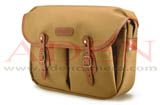 Billingham Hadley Large(Khaki canvas, Tan leather, Brass fittings)