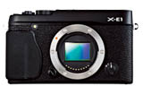 Fujifilm X-E1 (Black) Body