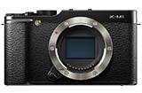 Fujifilm X-M1 (Black) Body