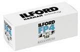 Ilford FP4 Plus 125 Black & White Print Film - 120mm