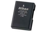 Nikon EN-EL14a Lithium Ion Battery