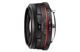 Pentax HD DA 70mm f2.4 Limited - Black