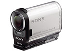 Sony HDR-AS200V Action Cam w/ Wi-Fi & GPS