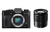 Fujifilm X-T10 w/ XC 16-50mm Lens (Black Kit)