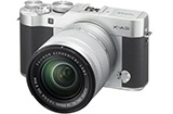 Fujifilm X-A3 Mirrorless Digital Camera w/ 16-50mm Lens (Silver)