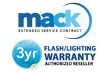 Mack Worldwide 3 Years Flash/Lighting Warranty(under $500.00)