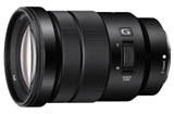 Sony E PZ 18-105mm F4 G OSS (E-Mount) Power Zoom (SELP18105G)