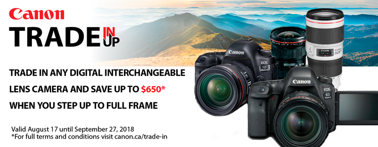 Canon Trade In Program