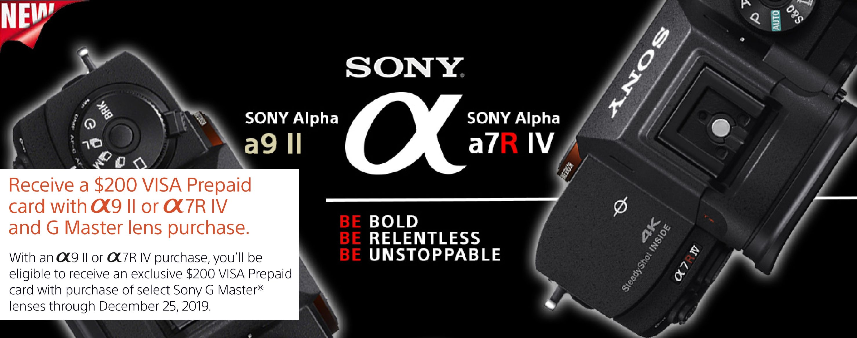 Sony Promotion!