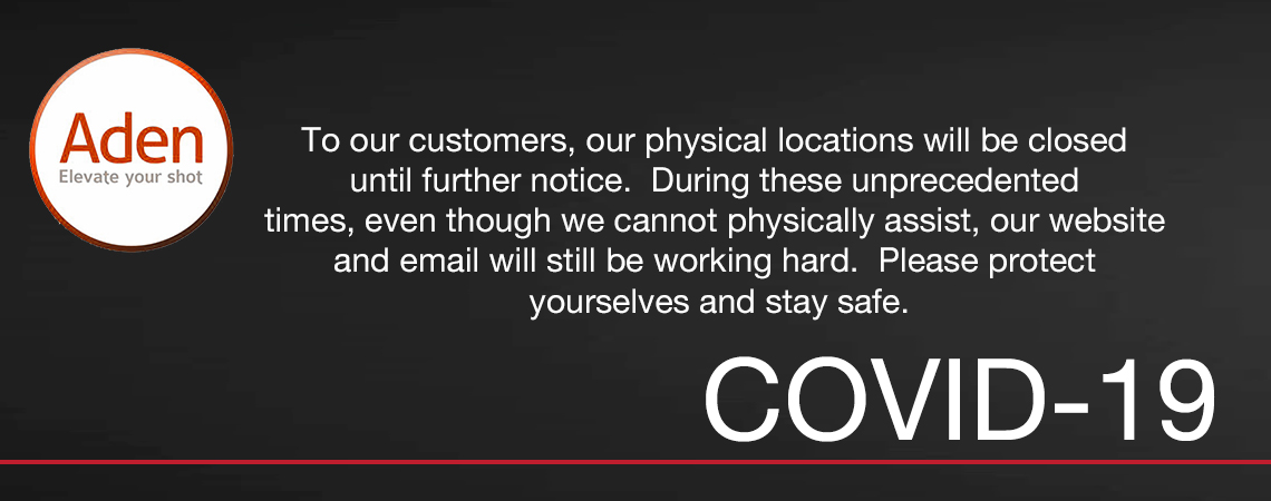 COVID-19...Closed until further notice.