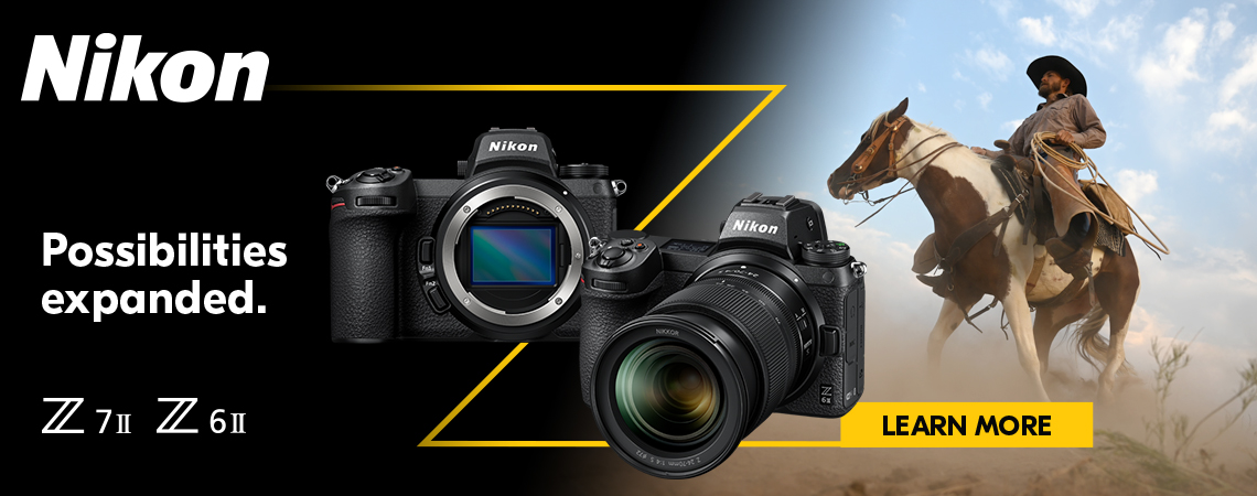 Announcing the New Nikon Z 7II and Z 6II.