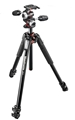 "Manfrotto ""MK055XPRO3-3W"" Aluminum Tripod with 3-Way Pan/Tilt Head"
