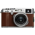 Fujifilm X100F Digital Camera (Brown)