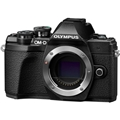 Olympus OM-D E-M10 Mark III Digital Camera (Body, Black)
