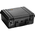 Pelican 1550 Case with 4-Piece Foam Set (Black)