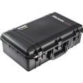 Pelican 1555AirTP Carry-On Case (Black, TrekPak Divider System)
