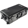Pelican 1615AirTP Wheeled Check-In Case (Black, with TrekPak Insert System)